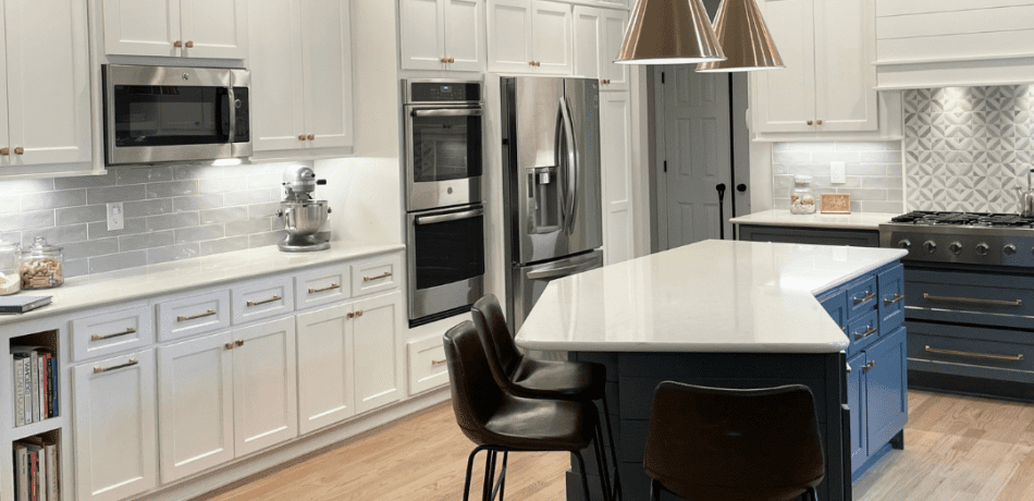 What is the Cost of Freshly Painted Kitchen Cabinets