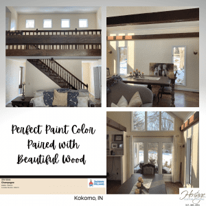 How much does it Cost to Paint this Living Room?