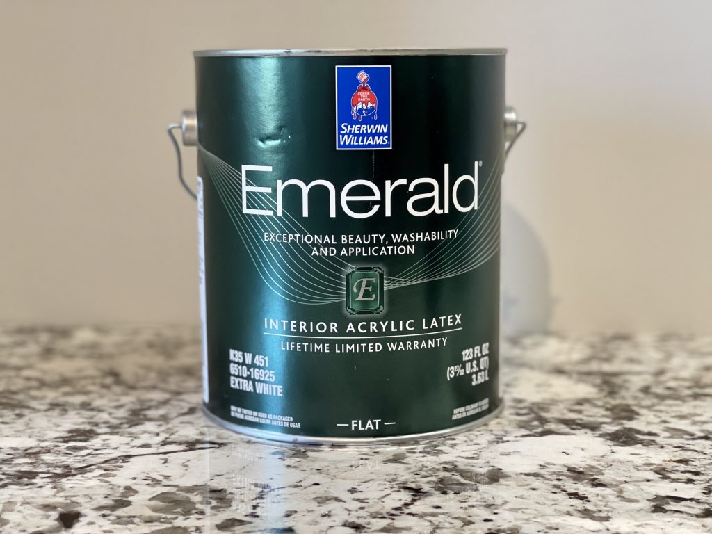 When it comes to Sherwin Williams vs Benjamin Moore, Emerald stands out as Williams's best.